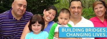Building bridges changing lives